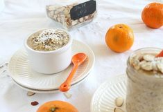 ... Overnight Steel Cut Oats | Recipe | Steel Cut Oats, Steel and Orange