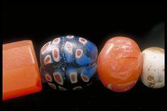 Beads from Birka