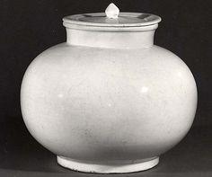 Jar | Joseon dynasty (1392-1910), 19th century | Korea | Porcelain