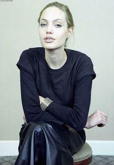 90s alt girl Angelina Jolie