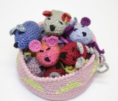 Trøstemus / Comfort Mouse
