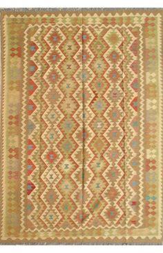 nuLOOM Hand Woven Wool Glen Kilim | Transitional Rugs