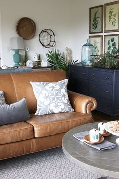 30 Pottery Barn Sectional Leather Sofa Ideas You Can Add To Your Home