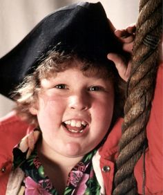 Jeff Cohen Goonies never die, right? Cohen's most memorable turn was as Chunk in the 1985 cult classic.