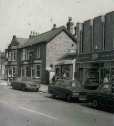 arnold nottingham old photos front st - Google Search Arnold Photos, Local History, Family History, Photograph Album, Nottingham, Roots, 1960s, Memories, Group