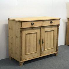 Pine Kitchen, Kitchen Cupboards, Pine Furniture, Hallways, Cabinet, Antiques, Storage, Home Decor, Kitchen Cabinets