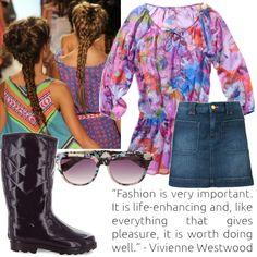 Braid, Purple, Fashion