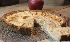tarte aux pommes diabetique