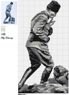 Cross Stitching, Cross Stitch Embroidery, Cross Stitch Patterns, Artemis, Stitch Crochet, Block Craft, Turkish Design, Weaving Patterns, Bargello