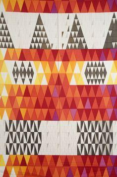 Sven Markelius: designer | Pythagoras | linen +  cotton | screen printed | NKs Textilkammare + KnollTextiles manufacture | Sweden | c. 1952-'53