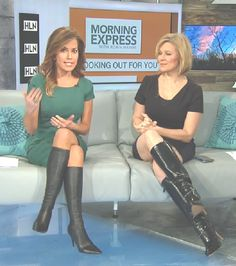 THE APPRECIATION OF BOOTED NEWS WOMEN BLOG : jennifer westhoven