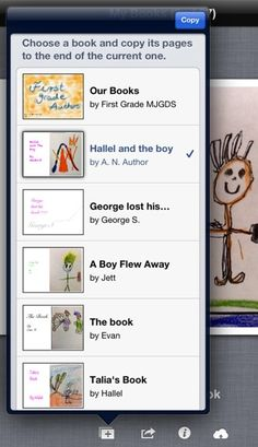 Creating a Classroom eBook with BookCreator