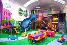 Resultado de imagen para fachadas se salon de fiestas infantiles