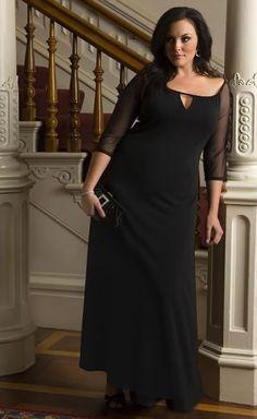 Donatella dress / me gustan las mangas de este vestido