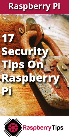 17 security tips for your Raspberry Pi - Raspberry Pi Servers - Robotics Projects, Computer Projects, Computer Basics, Arduino Projects, Electronics Projects, Raspberry Computer, Linux Raspberry Pi, Rasberry Pie, Raspberry Projects