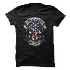 #Funnytshirts... Nice T-shirts  Price :$23.99Purchase Now  Low cost Codes View pictures & photographs of Live free or die t-shirts & hoodies:For those who do not completely love our design, you possibly can SEARCH your favourite one through the use of searc...