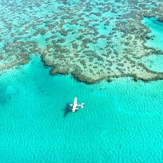 The Great Barrier Reef - Places to visit before it's too late. In 2015, Australia's Great Barrier Reef just barely escaped being listed as an endangered World Heritage Site and in July of 2016, it was reported that 25% of the reef had been killed off by bleaching, a side effect of climate change. As reefs die, so to do the ecosystems they support, which include the humans they both feed and protect (from waves)