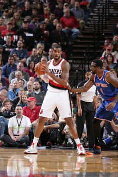 Trail Blazers vs. Knicks Nov. 25, 2013 | THE OFFICIAL SITE OF THE PORTLAND TRAIL BLAZERS