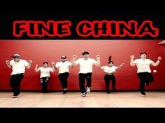 FINE CHINA - Chris Brown   Dance TUTORIAL »Matt Steffanina Original Choreography (2013) - YouTube