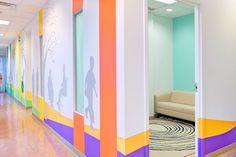 Toronto Sick Kids Children Hospital Boomerang Health Centre - Picture gallery