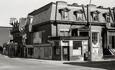 "Saatchi Online Artist Daniel Heikalo; Photography, ""Prince-Arthur angle De Bullion-Montreal-1973"" #art"