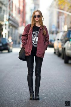 38 Awesome Casual Style Outfits You Should Already Own - Style & Fashion Trends - Fashion Ideas - Style & Fashion Trends - Fashion Ideas Looks Street Style, Looks Style, Style Me, Fall Winter Outfits, Autumn Winter Fashion, Spring Outfits, Spring Fashion, Look Fashion, Fashion Outfits