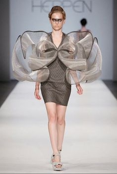 If It's Hip, It's Here: A New Fashionista Favorite: Designer Iris van Herpen