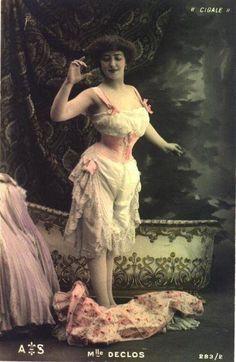 [Inspi] Robe transitionnelle 1909 (tenue complète)
