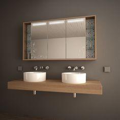 Dream Home Digital Scrapbook Spiegelschrank mit floralem Motiv Fleur bewerten (Furniture Designs Mirror)