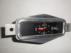 1956 Buick Clock - Serviced and Working with a 30 Day Guarantee + FREE Shipping!!!  $89.88