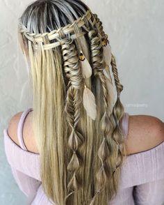 Dreamcatcher braid by Shayla