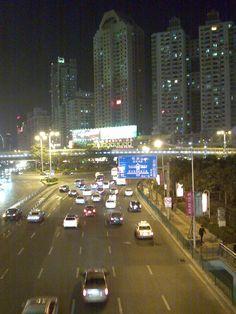 Xiamen (pronounced shaomen)