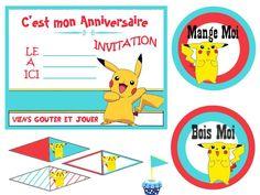 carte anniversaire invitation à imprimer