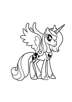 pony express coloring pages free - photo#44