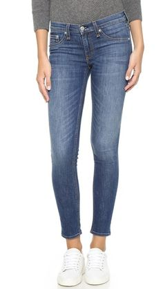 Rag & Bone/JEAN The Capri Jeans | 15% off first app purchase with code: 15FORYOU