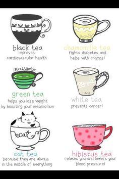 Actually true. #tea
