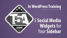 5 Social Media Widgets to Enhance Your WordPress Sidebar http://www.topfiveawards.com/wordpress/5-social-media-widgets-to-enhance-your-wordpress-sidebar/