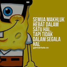 [cekidot] kata-kata bijak film SpongeBob SquarePants