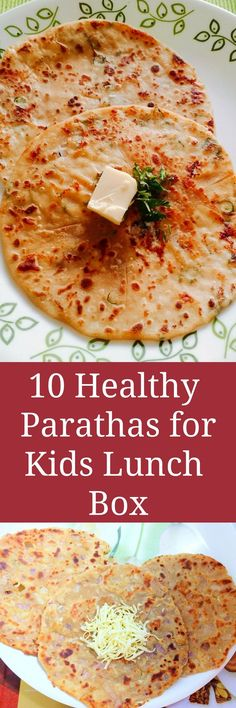 10 Healthy Paratha Recipes for Kids Lunch Box. Make your kids smile when they open their lunch box, to find new and interesting variations of their healthy parathas. Healthy Snacks List, Healthy Lunches For Kids, Super Healthy Recipes, Healthy Breakfast Recipes, Clean Eating Recipes, Kids Meals, Lunch Box Recipes, Lunch Snacks, Veg Recipes