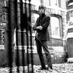 The London boy David Bowie.
