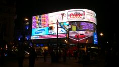 Piccadilly spot.