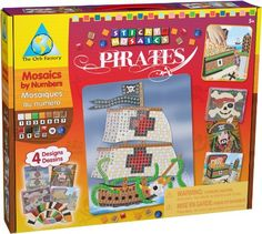 Orb Factory Sticky Mosaic Pirates The Orb Factory http://www.amazon.com/dp/B001RQ45JS/ref=cm_sw_r_pi_dp_o1hgub1RC2V1Z