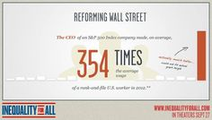 It's time to reform Wall Street!