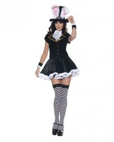 Hutmacher Bunny Premium Kostüm