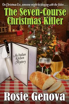 THE SEVEN-COURSE CHRISTMAS KILLER #Review on my blog at http://janereads2.blogspot.com/2016/12/the-seven-course-christmas-killer.html