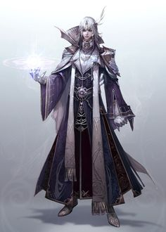 #fantasy #character #design #magic