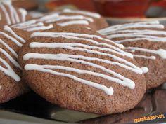 Kakaovo-kokosové koláčiky