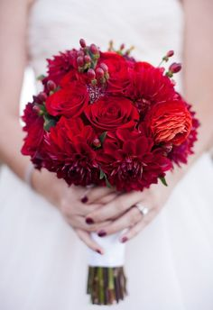 Bridesmaid Bouquet Option 2 Design Inspiration