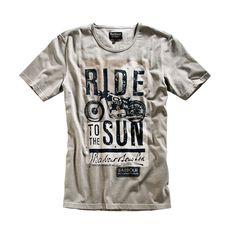Barbour T-Shirt Sun