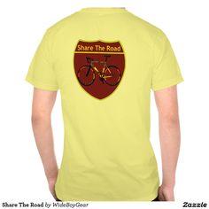 #ShareTheRoad #Cycling #Tshirt